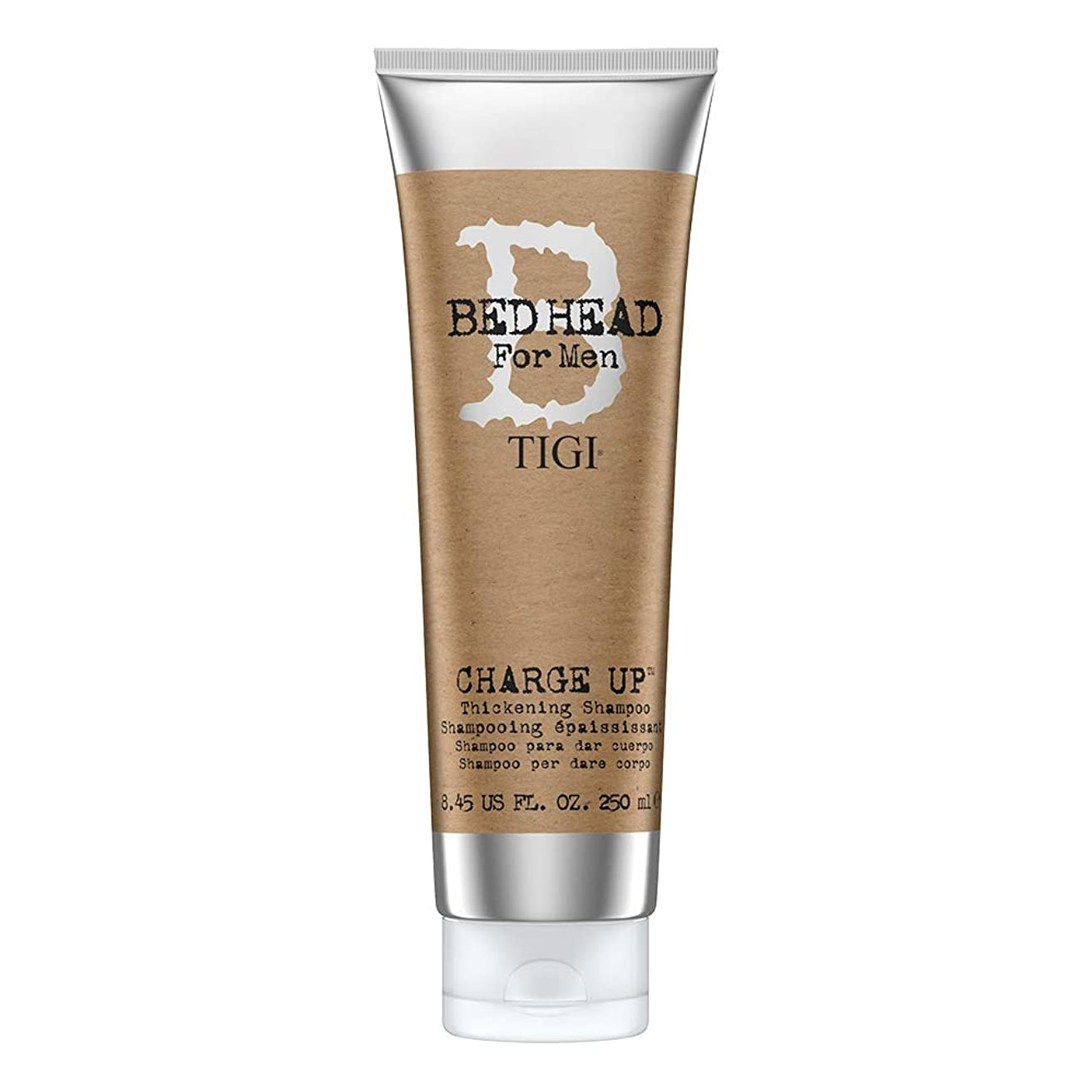 同様におじさんクラウンTIGI Bed Head For Men Charge Up Thickening Conditioner 200ml (並行輸入品)