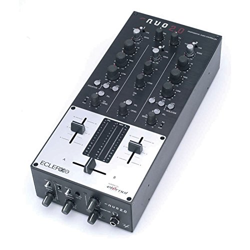 ECLER Nuo 2.0 Battle-Mixer