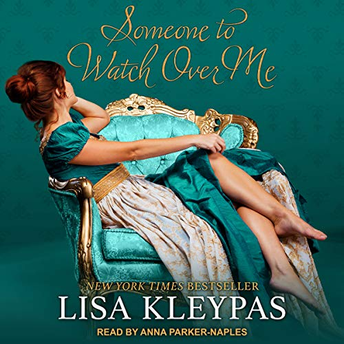 Someone to Watch Over Me audiobook cover art