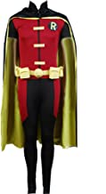 CosplaySky Young Justice Robin Cosplay Halloween Costume