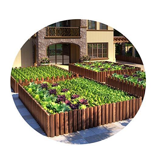 JIANFEI-weilan Gartenzaun Steckzaun,...