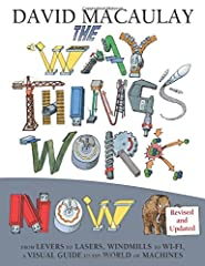 Large book full of illustrated explanations of how hundreds of machines work Encourages reading, exploration, an interest in science and engineering Wrap your brain around some of the most amazing technology of our world! Explanations accompanied by ...
