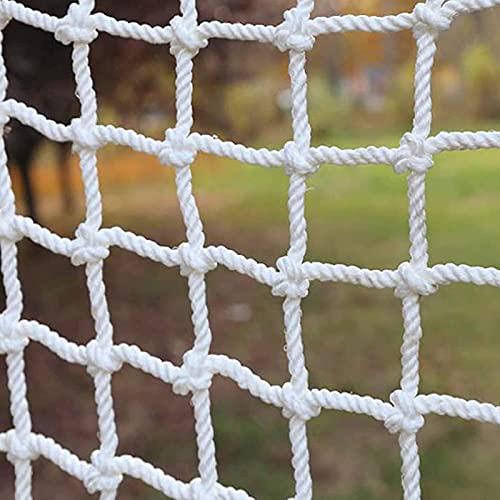 Hard Disk Climbing Net for Kids, Polyester Durable Safety Net, for Backyard Treehouse Swingset Training, Max Load 100kg,12m(3.36.6ft)