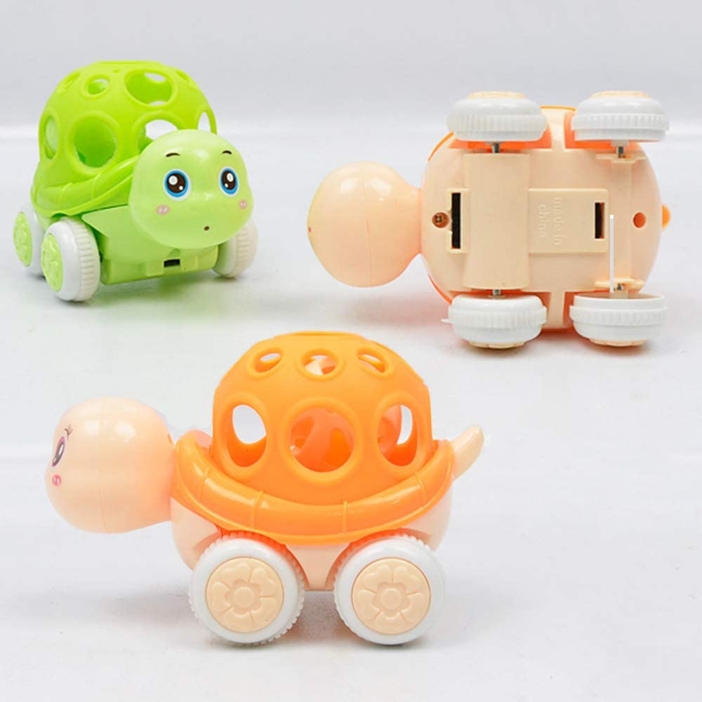 AHUA Pull Back Cas for 1,2,3 Year Old Toddlers Push and Go Sports Car Toy with Cartoon Boy or Girl Cartoon Animal Clockwork Toy Party Favors for Kids Gift for Boys Girls Sports Car-Purple