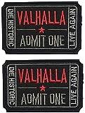 Ticket to Valhalla...image