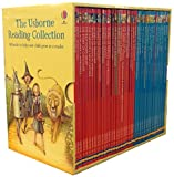 Usborne Young Reading Series Collection 40 Books Box Set-Read At Home by Usborne