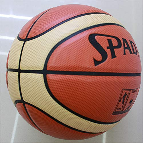 Panpan Baloncesto GG7X Estudiante Adulto Interior y Exterior Juegos de Piel Nº 7 Feel Good 12 Suave Resistente al Desgaste