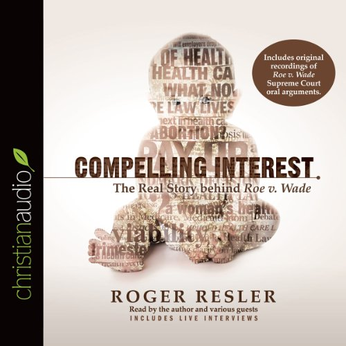 Compelling Interest audiobook cover art