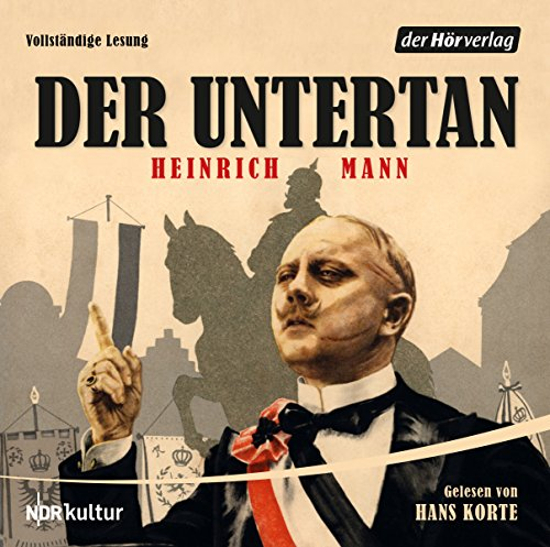 Der Untertan audiobook cover art