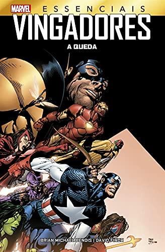 Vingadores: A Queda: Marvel Essenciais