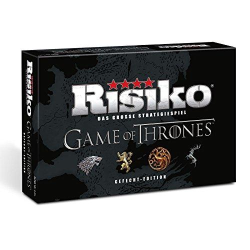 Elbenwald Game of Thrones Risiko Gefechts Edition Brettspiel zur TV-Serie deutsche Ausgabe