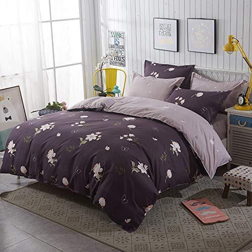 huyiming bed linings Verwendet für hautfreundliche weiche vierteilige Bettwäsche 1.8mVierteiliges Set