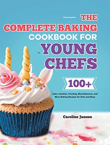 The Complete Baking Cookbook for...