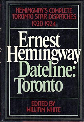 Dateline Toronto