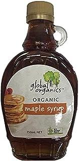 Global Organics Organic Maple Syrup 250 ml