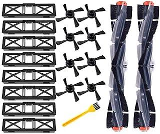 Nrpfell Borstborste och borstvisp för Neato Botvac D3 D4 D5 D6 D7 dammsugare kit delar