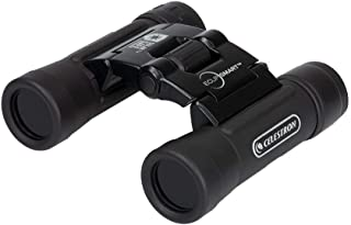 Celestron - EclipSmart 10x25 Solar Binocular - Safe Solar Viewing - ISO 12312-2 Compliant Sun Binoculars - View the Solar ...