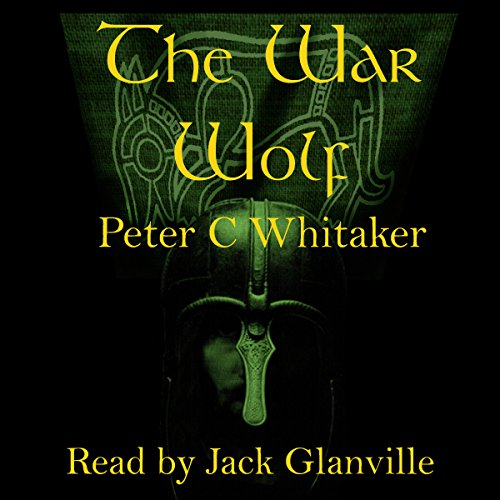 The War Wolf audiobook cover art
