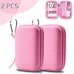 ASMOTIM Pink Earbud Case