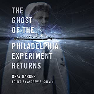 The Ghost of the Philadelphia Experiment Returns audiobook cover art