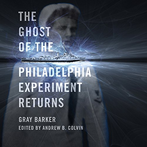 The Ghost of the Philadelphia Experiment Returns cover art