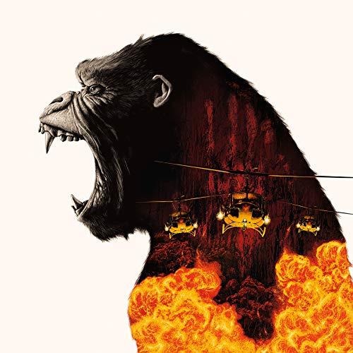 Kong: Skull Island (Original Motion Picture Score) [Import Belge]