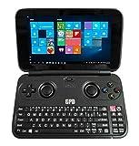 Aluminum Shell Version GPD Win X7-Z8750 June 5 Update Gamepad Laptop Notebook Tablet PC 5.5' Handheld Video Game Console Windows Bluetooth 4.1 4GB/64GB