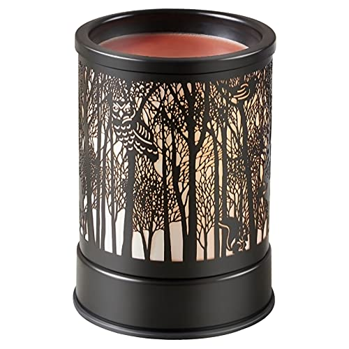 kanlarens Wax-Melt Warmer for Scented Wax-Candle Electric-Melter - Oil Burner Heater Essential Fragrance for Spa Yoga Gym Office Home Decor
