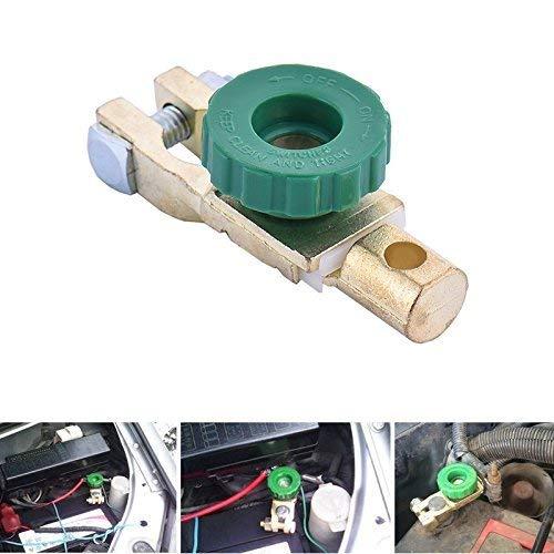 Isolateur de batterie de voiture avec interrupteur coupe-batterie 6-24 V