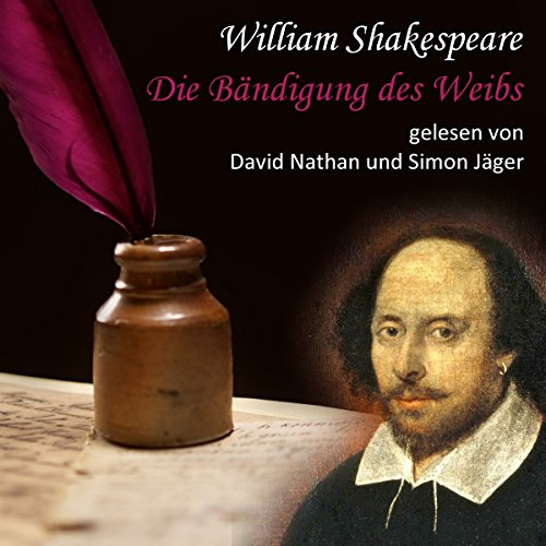 Die Bändigung des Weibs / The Taming of the Shrew Titelbild