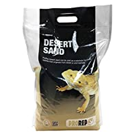 A fine silica based sand Suitable for species that originate from dry environments It is completely natural Can used to create an attractive landscaped environment for your pet This desert sand with no added dyes or chemicals that has been sifted to ...