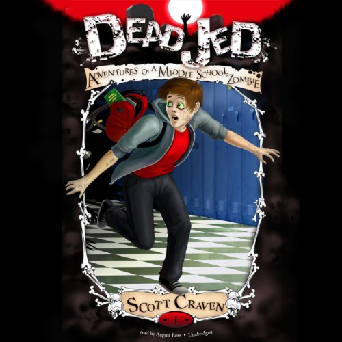 Dead Jed audiobook cover art