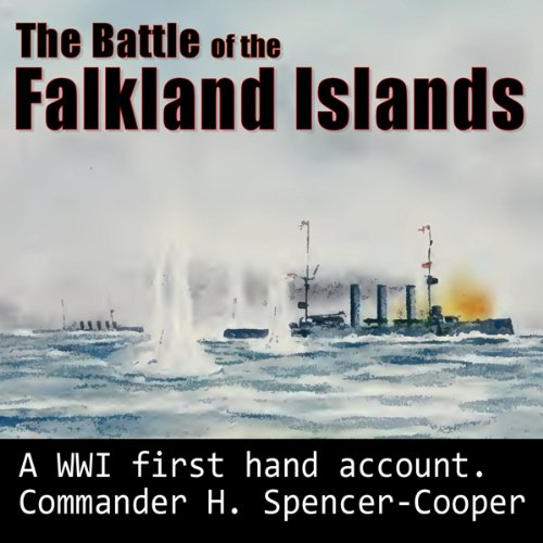 The Battle of the Falkland Islands cover art
