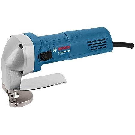 azul Bosch Professional GSC 2,8 Cizalla el/éctrica negro 500 W, 2400 cpm, corte en acero 2,8 mm, en caja