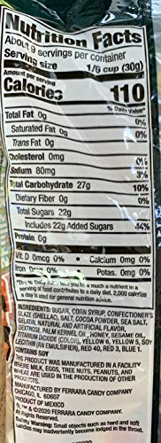 Brachs Skulls and Bones Mellowcreme Candy Corn - Banana, Caramel, Candy Corn, Chocolate Sea Salt Flavored, 9 OZ