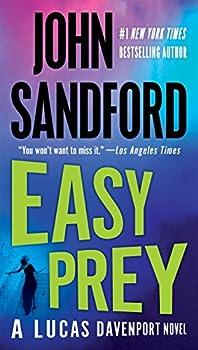easy prey john sandford