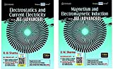 Electrostatics Current Electricity & Magnetism Electromagnetic Induction for JEE (Advanced), 3E Paperback 10 - June - 2020 Cengage Learning