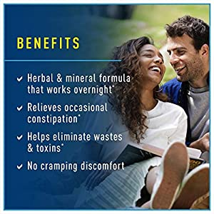 Renew Life Adult Cleanse - Cleanse More, Herbal & Mineral Formula - Overnight Constipation Relief - Gluten, Dairy & Soy Free - 100 Vegetarian Capsules #2