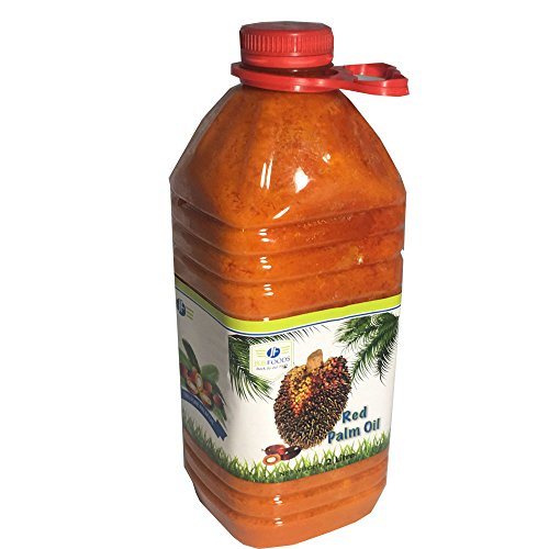 Africa Red Palm Oil - 2 Litres (67 Fl Oz)