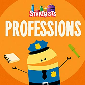 StoryBots Professions