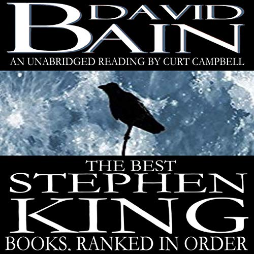 The Best Stephen King Books, Ranked in Order cover art