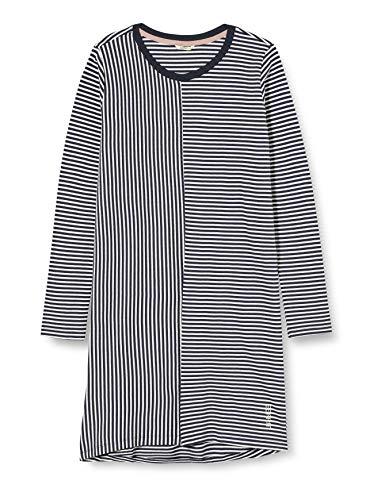 ESPRIT Bodywear Mädchen Gwen CAS NW OCS Nightshirt Nachthemd, 401/NAVY 2, 38