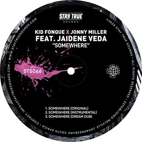 Kid Fonque & Jonny Miller feat. jaidene veda