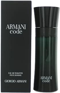 Armani Code by Giorgio Armani - Eau De Toilette Spray 2.5 oz - Men