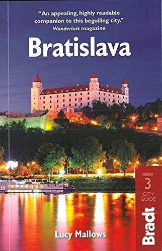 Bratislava Bradt City Guides product image
