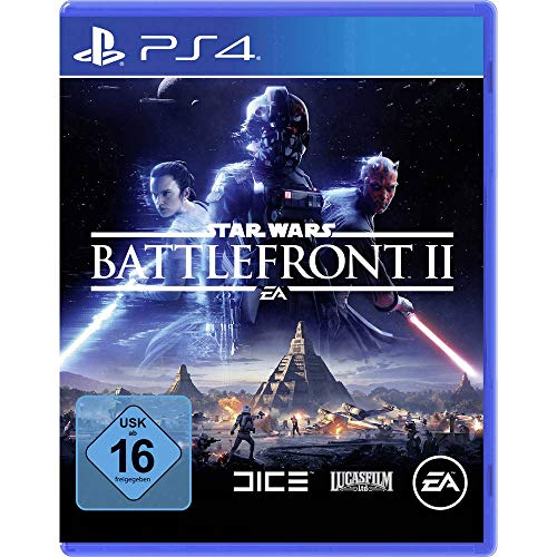 SW Battlefront 2 PS-4 Budget Star Wars