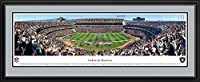 Blakeway Worldwide Panoramas, Inc. Oakland Raiders Alameda County Coliseum Deluxe Framed Panoramic Picture
