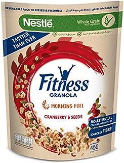 Nestlé Fitness Granola Cranberry Cereal Bag - 450 gm