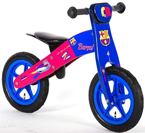 FC Barca volare00557Volare Barcelona Balance Bike aus Holz
