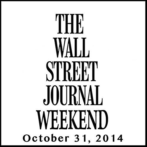 Weekend Journal 10-31-2014 audiobook cover art